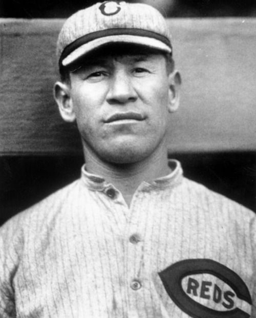Jim Thorpe ... for Erardi story Courtesy Archives & Rare Books Library, University of Cincinnati""